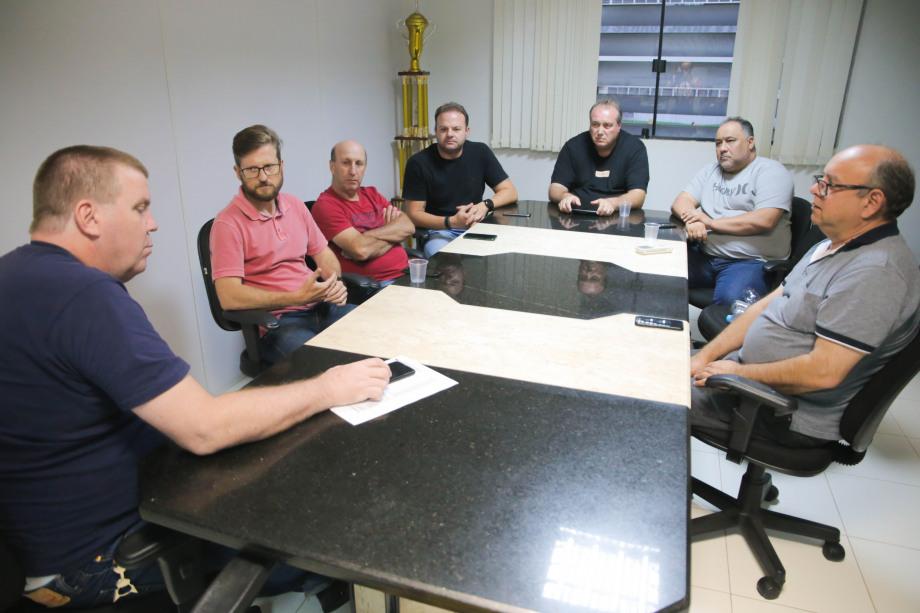 Diretoria Tricolor se reúne para traçar sequência no planejamento