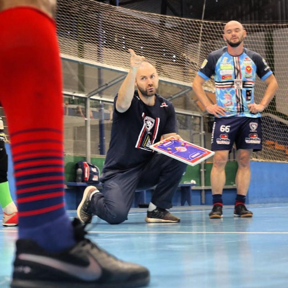 Cascavel Futsal faz confronto contra o Blumenau pela Liga Nacional de Futsal